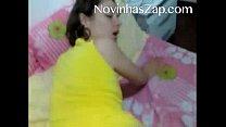 Novinha curtindo no quarto - Novinhaszap.com thumbnail
