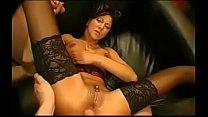 Monja anal gangbang