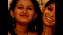 Amateur Indian Lesbian Desi Have Filthy Sex Wit... thumb