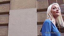 Alyssa Gadson & Russian blonde nurse banging in public thumbnail