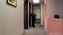 Secretaries Andy San Dimas And Allie Haze In Threesome thumbnail