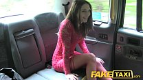 Fake Taxi Hot teen in red dress and stockings Thumbnail