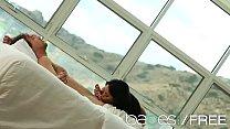 Hot couple (Selena Rose, Richie Calhoun) fuck romantically - BABES Preview