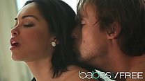 Hot couple (Selena Rose, Richie Calhoun) fuck romantically - BABES