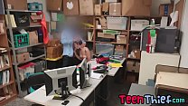prostitutemovies.com » Rough fuck for a teen shoplyfter thumbnail
