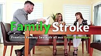Pervy Uncle Bareback Ass Bags: Full HD FamilySt...