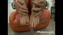 Tempting Foot Fetish Teen Oral And Sex