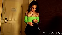 First Time Amateur Interracial Casting Couch W/ BBC