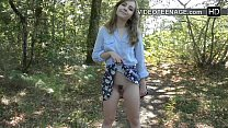 shy teen does porn casting preview image