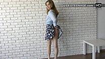 shy teen does porn casting Vorschaubild