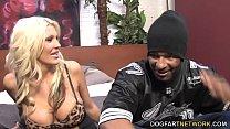 popstar pussy - Busty milf michelle mclaren fucks big black cock thumbnail
