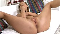 Petite blde teen Jessica stretched by brutal dildos - 9Club.Top