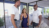 Free download video bokep Black workers double team this Mom