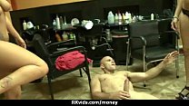 Sexy wild chick gets paid to fuck 16 - Download mp4 XXX porn videos