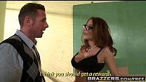 Big Tits at School - (Roberta Gemma, David Perry) - Banging the Art Teacher - Brazzers