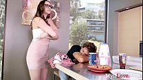 MOM plays tit-tricks on SON- Chanel Preson