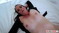 Classy mature stepmother needs care and satisfaction preview image