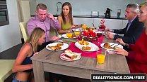 RealityKings - Sneaky Sex - Dick For Dinner video