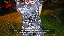 10999 Novinha casada e grávida sendo enrabada pelo taxista dotado em outra praça, ele força o pau grande na garganta profunda, a safada engole a força toda porra dele e do corno do marido - Cristina Almeida - Dogging 5 | Parte 2/2 preview