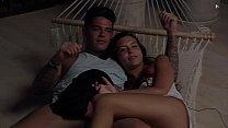 Adam & Melani (eden hotel) ◦ breast sucking gif thumbnail