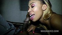 Whoaboyz - young ebony teen take deep anal katana lopez