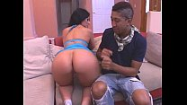 Luscious Lopez  interracial