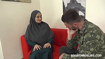 13911 Hot muslim wife gets fucked hard preview