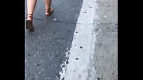 Panti azul vestido thumbnail
