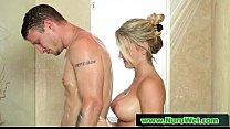 Masseuse offers Anal Sex during a Nuru Massage 12