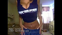 Carmen bella Webcam Strip