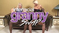 Interracial Gra nny Swap 2016 Adult DVD Empire dult DVD Empire 1