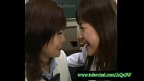 Lesbian Tongue Kissing Compilation - http://adf.ly/1jatOm thumbnail