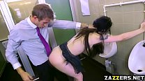Danny D feeds spoiled Alessa Savage his big thick cock thumbnail