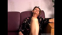 Beautiful big tits old spunker playing with her juicy pussy for you thumbnail