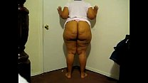Big Butt Black ebony