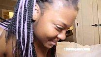 first timer ebony lashay fucked pov in the trap video