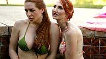 swallowpals - Kendra James and Veronica Vain at Mommy's Girl thumbnail