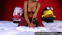 10835 Black Nipples Big Areolas Natural Titties On Skinny Young Babe Msnovember Squeezing Her Saggy Breasts Hard , Large Round Brown Tits Bouncing On Busty Chest Close Up With Smooth Skin On Cute Spinner 4k Sheisnovember preview