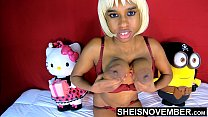 Black Nipples Big Areolas Natural Titties On Skinny Young Babe Msnovember Squeezing Her Saggy Breasts Hard , Large Round Brown Tits Bouncing On Busty Chest Close Up With Smooth Skin On Cute Spinner 4k Sheisnovember pornhub video
