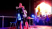 Vanessa Newton stage performance at EROTS-2014 Part II [무대에서 stage]