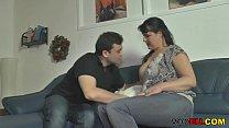 Mollige brunette Reife wird hart gefickt pornhub video