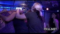 Cheeks in club screwed disrobe dancer thumbnail