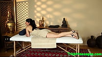 Free download video bokep Gorgeous bigtits babe cumsprayed at massage