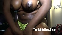 Free download video bokep sexy thick chocolate Ambitious Booty fucked by bbc king kreme