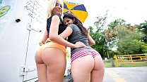 BANGBROS - Big Booty Surprise With Latina Porns...
