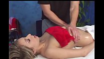 Gymnast goes in for a massage and gets fucked Hard! Pt1