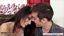 Milf Jessica Jaymes seduces young horny guy | www.milfjar.com
