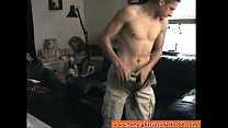 DILF loves sucking off straight twink amateur