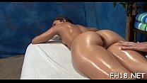 Gir gets an ass massage then bonks her therapist