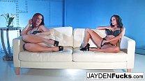 Jayden Jaymes and Ava Addams threesome thumbnail